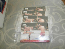 2009 Topps UFC 94 Exclusive B4 ROUND 1 Promo pack GSP, Penn, + 2 RARE !!!