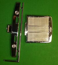 1/25 AMT Peterbilt 359 chrome front bumper grill grille Truck Semi model tractor