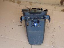 bavette support de plaque  scooter baotian bt49qt 10 pouces