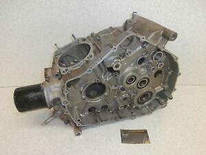 2004 Arctic Cat 400 4x4 Genuine Engine Motor Crankcase Crank Cases Block GOOD