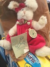 Boyd's Bears Retired Lauren Bunny With Tags