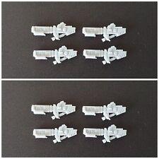 8x Cyclic Ion Blasters Fits Tau Empire Crisis Suit Commander Hazard Ion Blaster