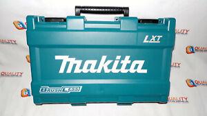Makita XT248 Hard Plastic Empty 2-Tool Case for XPH06 & XDT08