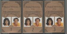 MAGICAL MOMENTS OF THE CARPENTERS 3 CASSETTES CLOSE TO YOU YESTERDAY ONCE MORE
