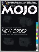 Mojo Magazine No.94 September 2001 mbox971 New Order - Jim Morrison