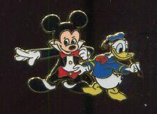 Mickey Through The Years Mystery 1955 Mickey Donald Disney Pin 56445