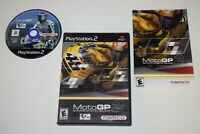 Moto GP 2 Playstation 2 PS2 Video Game Complete