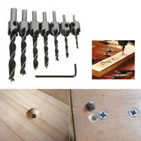 CARBITOOL SMART 10G 3.8mm COUNTERSINK TOOL REPLACEMENT DRILL BITS X 5