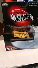 Hot Wheels 100% Porsche 917 in Yellow Mint Boxed 1/64
