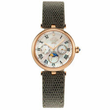 GV2 by Gevril Women's Florence 12504 Swiss Moon Phase Limited Edition Watch
