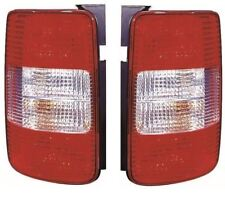 VW CADDY MK2 2004-2010 REAR TAIL LIGHT LAMPS LEFT & RIGHT PAIR