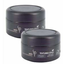 Wella Men Salon Professional SP Textured Style 75ml Matte paste Duo