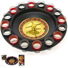 Drinking Game Glass Roulette Drinking Game Set 2 Balls And 16 Glasses Casino