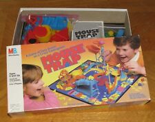 Mouse Trap - Zany Action Board Game - Vtg 1986 Milton Bradley - Complete & Nice
