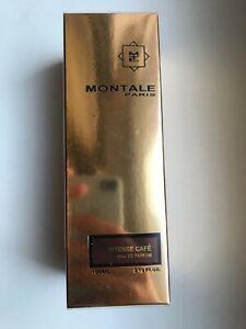 Montale  Intense Cafe Eau de Parfum 100ml 3.4Oz New Unisex