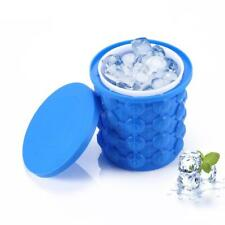 Ice Genie Space Saving Ice Cube Maker Silicone Bucket Revolutionary Kitchen Tool