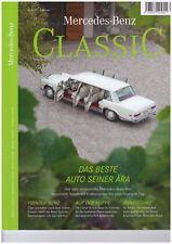 Mercedes-Benz Classic 3/2013 Magazin, 600 W100, Werksführung Montagewerk Wörth