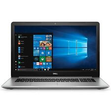 "Dell Inspiron 5770 17.3"" FullHD Laptop-i7-8550U 16GB/2TB/BacklitKB Radeon530 4GB"