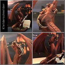 Dragon Figure / Drachen 🐉 Figur / Drachenfigur / Handbemalt 11x11 cm / 224 G