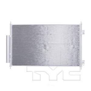 A/C Condenser TYC 4917 fits 16-20 Honda HR-V