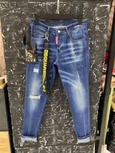 Jeans dsquared uomo diversi modelli