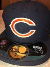 NFL Chicago Bears Hat New Era Fitted Cap