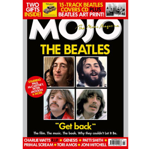MOJO Magazine 11/2021 - Beatles Special + Free CD & Gifts - Free P&P - BRAND NEW
