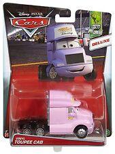 Cars Vinyl Toupee Cab Die-Cast Vehicle Disney Pixar Gift Kids Stocking Filler