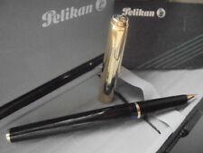 PENNA PELIKAN 30 STILOGRAFICA ORO E NERA + GARANZ 1990 Rolled Gold Fountain pen