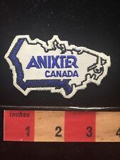 Souvenir ANIXTER CANADA Patch ~ Communication & Security Products Company 66E8