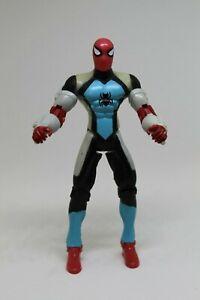 SPIDERMAN Figura de Accion Articulada, 1997 TOY BIZ Marvel - 13cm altura.