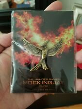 The Hunger Games Mockingjay Part Two Wings Movie Film Pin NEW SEALED Loot Crate