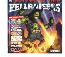 (GR770) Metal Hammer 246 - Hellraisers, 15 tracks various artists - 2013 CD