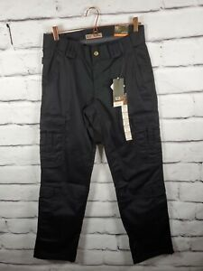 511 Tactical Womens Sz 12 Long EMS Pants New With Tags Reinforced Waist Black