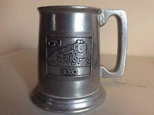 CNR Wilton Columbia Pewter Mug  Canadian National Railway CN