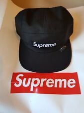 Cappello Nero Supreme Bogo (dimensione standard)
