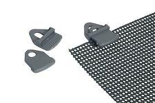 Bo-Camp Accessoires pour tente BC Clips Tapis de sol Auvent 4pcs Grey