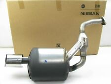 NEW GENUINE Left Driver Side Rear Muffler OEM For 09-10 Nissan Maxima 201109N70A