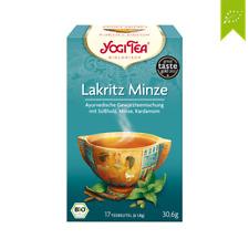 YogiTea Bio Lakritz Minze, 1er Pack