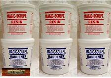M02053x3 MOREZMORE 15 lb FLESH Magic Sculpt Sculp Epoxy Clay Model Putty