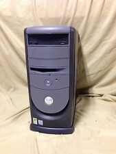 Dell Dimension 8200 computer Intel pentium 4 Windows  80gb Windows XP PRO sp3