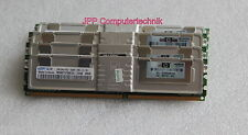4GB 2x 2GB PC2-5300F Speicher HP XW6600 397413-B21 398707-051 DDR2 FB-DIMM SDRAM