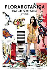 Kristen Stewart 2-page clipping Nov 2012 ad for Balenciaga