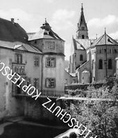 Hardheim - Erftal - Wasserschloß - Rathaus - Barock  um 1960   W 35-18