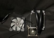 Corsair Hydro Series High CPU Cooling Fans Performance Liquid CPU Cooler H60