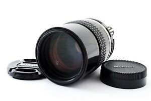 Exellent+++ Nikon NIKKOR Ai 135mm f2.8 MF Prime Telephoto Lens from Japan