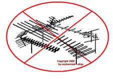 The TRUTH - ''TruTenna'' Hi VHF UHF HDTV Digtal HD OTA TV Antenna DIY Plans Info