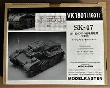 MODELKASTEN SK-47 - VK1801 (1601) - CINGOLI TRACKS - 1/35 PLASTIC KIT