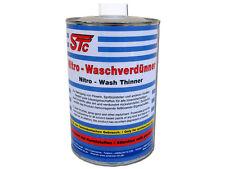 1 L STC Nitro Waschverdünnung Verdünner Reiniger Waschverdünner Nitroverdünnung