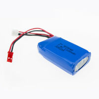 1pc 7.4V 1100mah RC LiPo Battery For Wltoys A949 A959 A969 A979 Car Toy parts